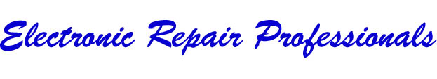 Electronic Repair Professionals of Boise, Idaho